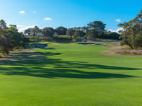 Royal Melbourne 6th