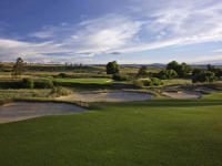 Colorado Golf Club 3rd Coore and Crenshaw Design